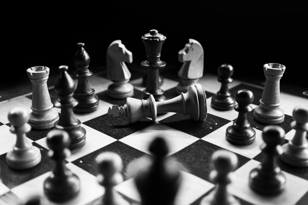 IT Strategy chessgame